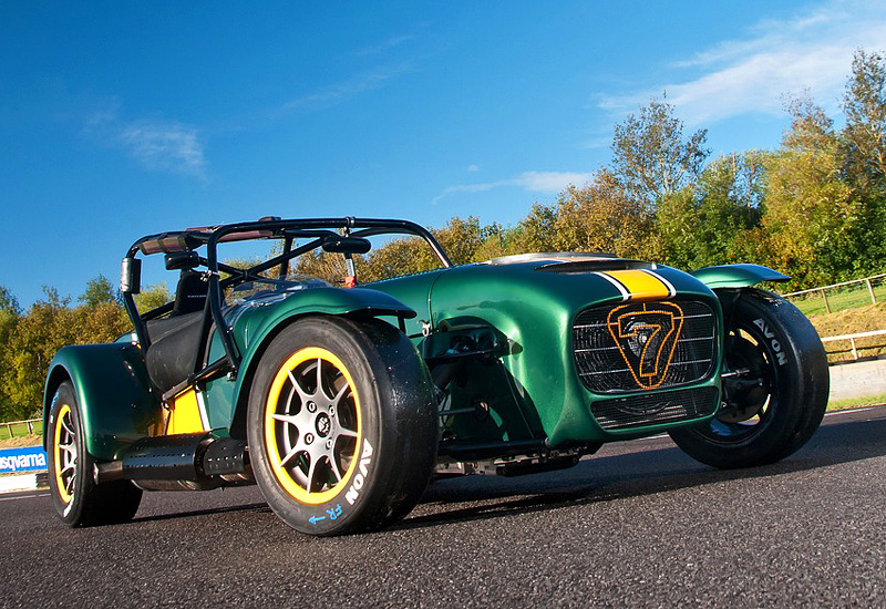 2013 Caterham Seven Superlight R600 Specifications Photo Price