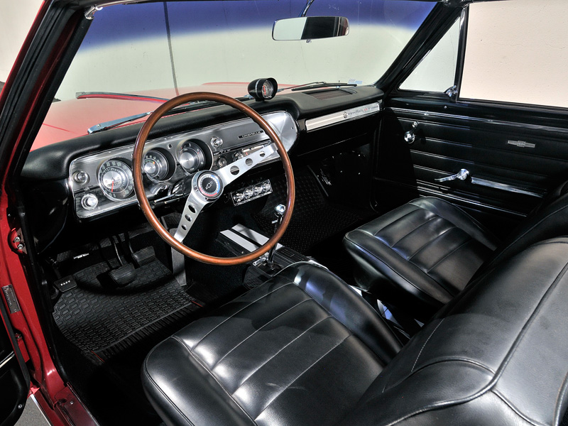 1965 Chevrolet Chevelle Malibu SS 396 - specifications, photo, price