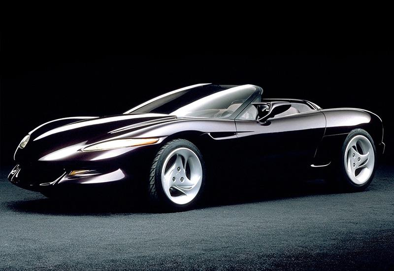 1992 Chevrolet Corvette Stingray Iii Concept