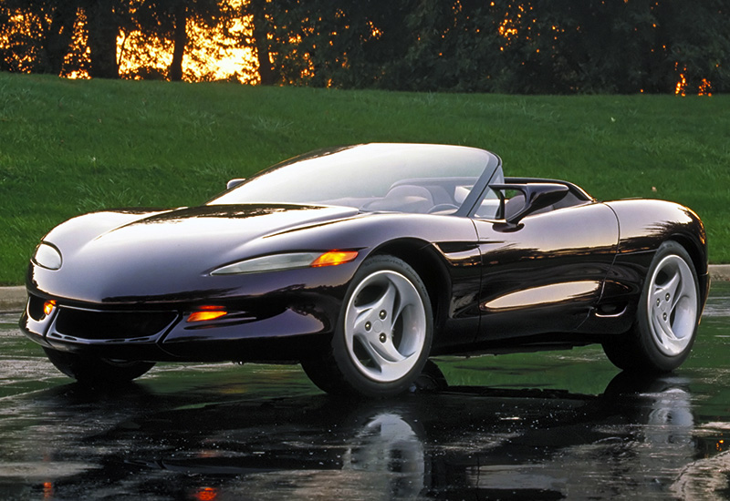 Corvette Stingray Top Speed >> 1992 Chevrolet Corvette Stingray III Concept - specifications, photo, price, information, rating
