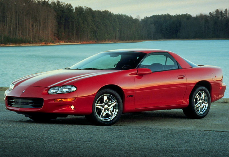 1998 Chevrolet Camaro Z28 Specifications Photo Price
