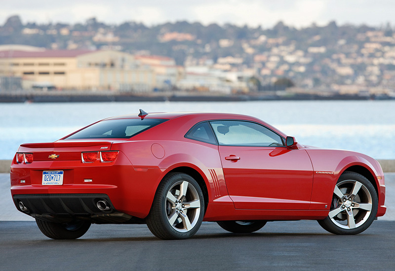 2009 chevrolet camaro ss specifications photo price information rating. Black Bedroom Furniture Sets. Home Design Ideas