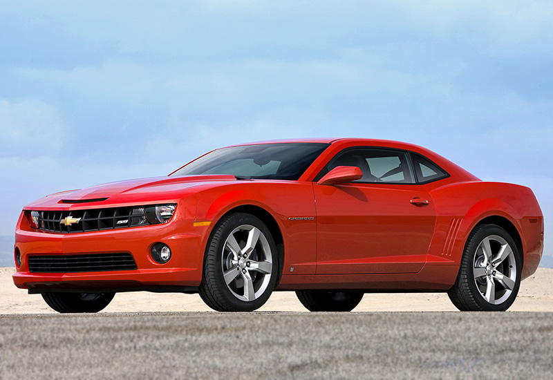 2009 Chevrolet Camaro Ss Specifications Photo Price