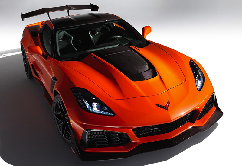 2019 Chevrolet Corvette Zr1 C7 Specifications Photo