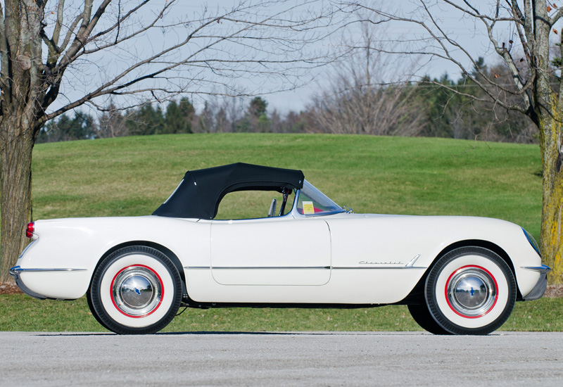 1953 Chevrolet Corvette C1 Specifications Photo