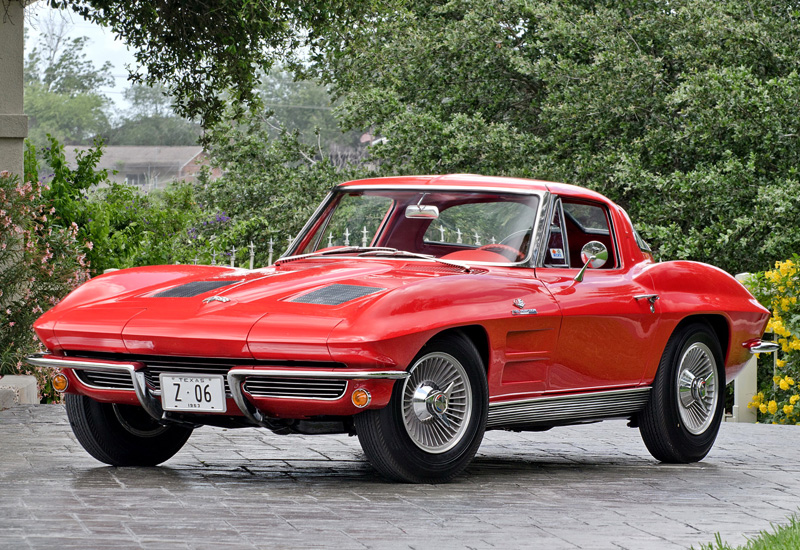 1963 Chevrolet Corvette Sting Ray Z06 C2