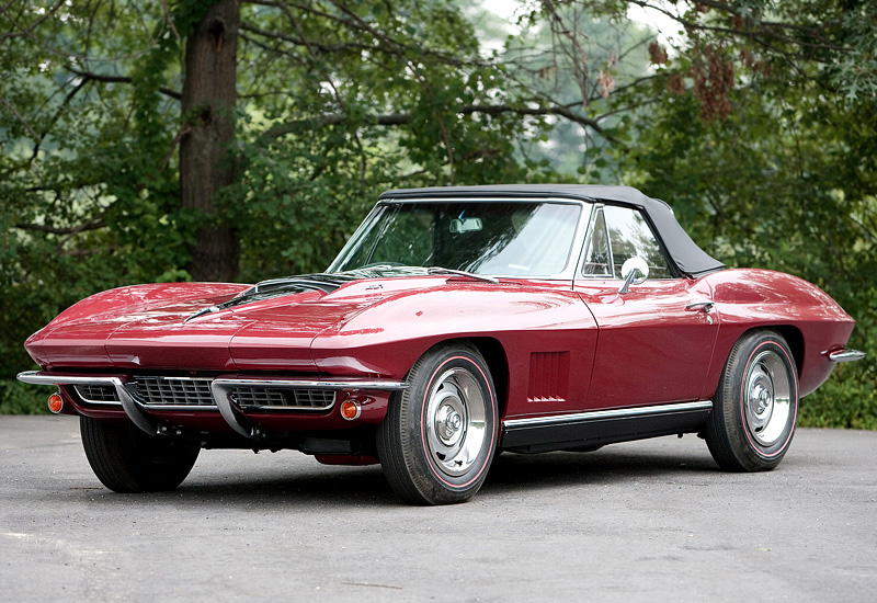 1963, 1964, 1965, 1966, 1967 Chevrolet Corvette Sting Ray ...