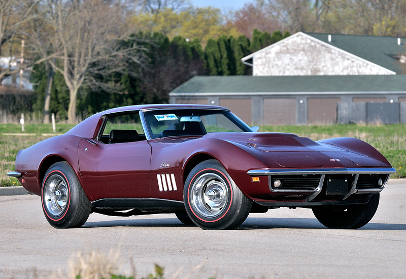 1969 Chevrolet Corvette Stingray L88 427 Coupe C3