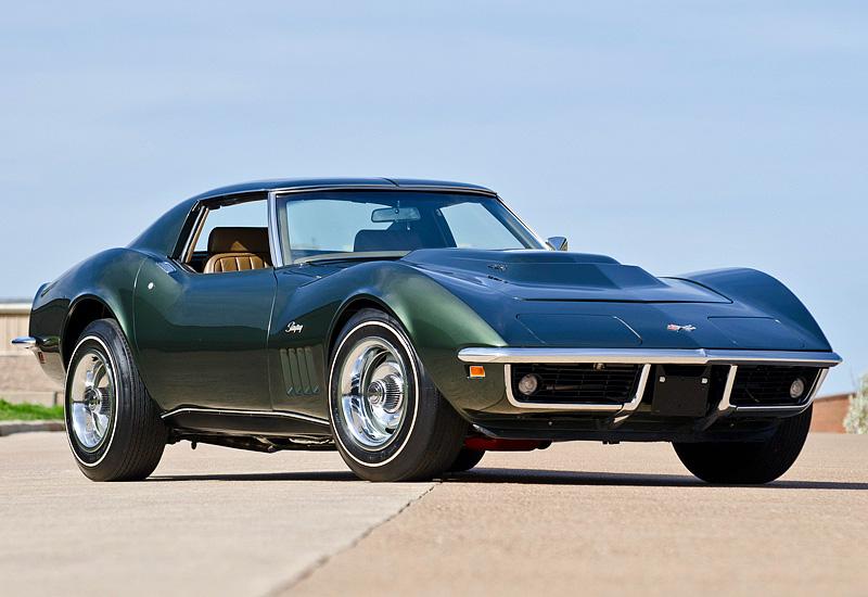 1969 Corvette Stingray >> 1969 Chevrolet Corvette Stingray L88 427 Coupe (C3 ...