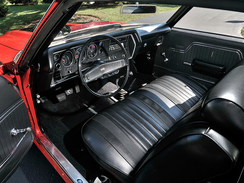 1969 Mustang Coupe Bench Seat