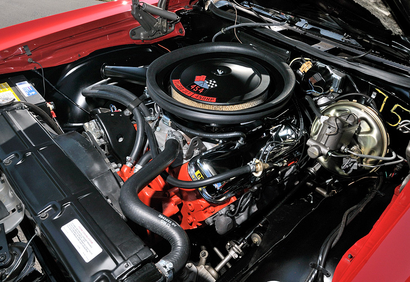 1970 Chevrolet Chevelle SS 454 LS6 Hardtop Coupe ...