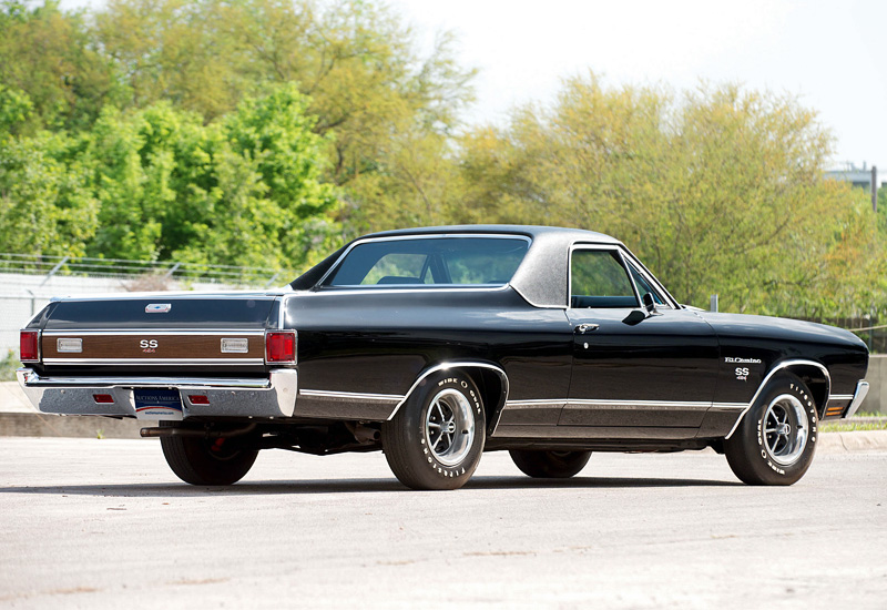 1970 chevrolet el camino ss 454 - specifications, photo, price,  information, rating