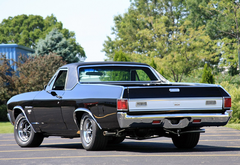 1970 Chevrolet El Camino Ss 454 Specifications Photo