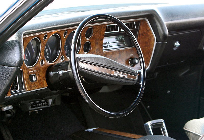 1970 Chevrolet Monte Carlo SS 454  specifications photo price