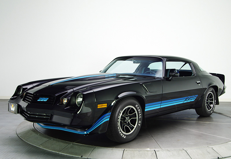 1980 Chevrolet Camaro Z28 Specifications Photo Price Information Rating
