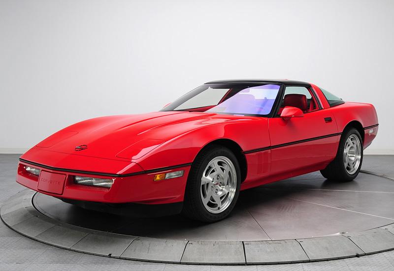1990 Chevrolet Corvette ZR1 Coupe (C4) - specifications ...