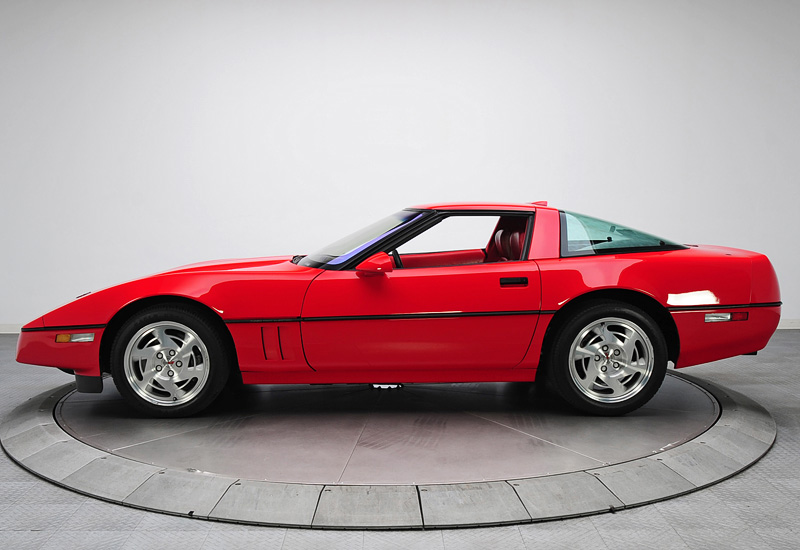 1990 Chevrolet Corvette Zr1 Coupe C4 Specifications