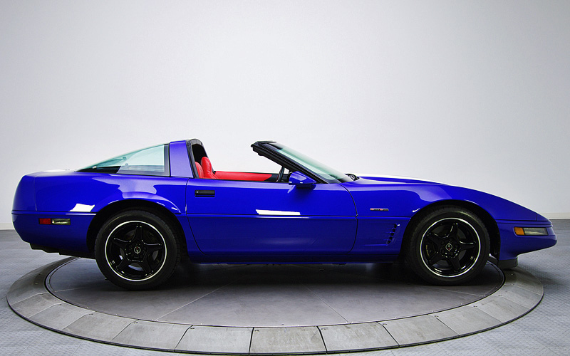 1996 chevrolet corvette grand sport coupe c4 specifications photo price information rating. Black Bedroom Furniture Sets. Home Design Ideas