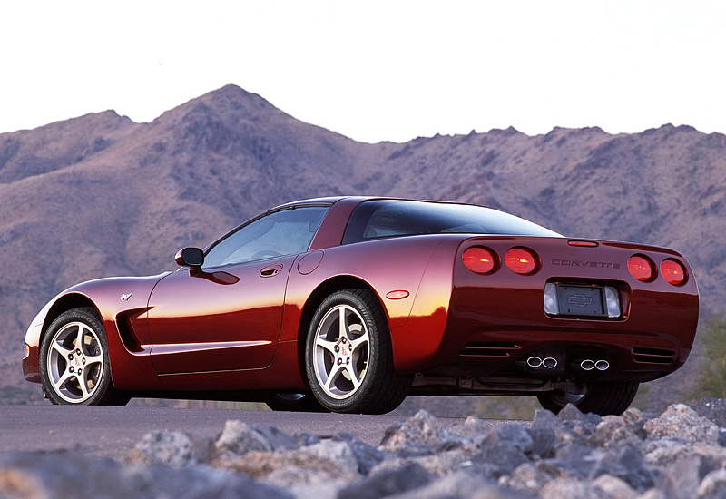 2003 chevrolet corvette coupe 50th anniversary specifications photo price information rating. Black Bedroom Furniture Sets. Home Design Ideas