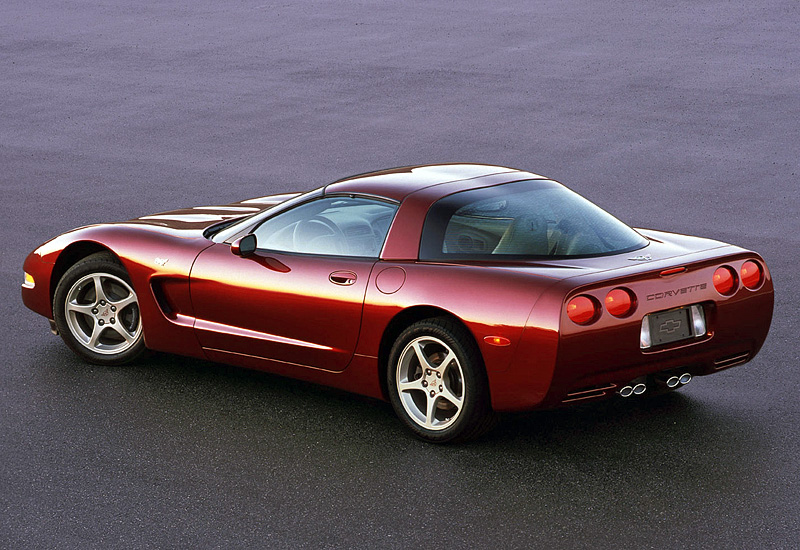 50Th Anniversary Corvette >> 2003 Chevrolet Corvette Coupe 50th Anniversary - specifications, photo, price, information, rating