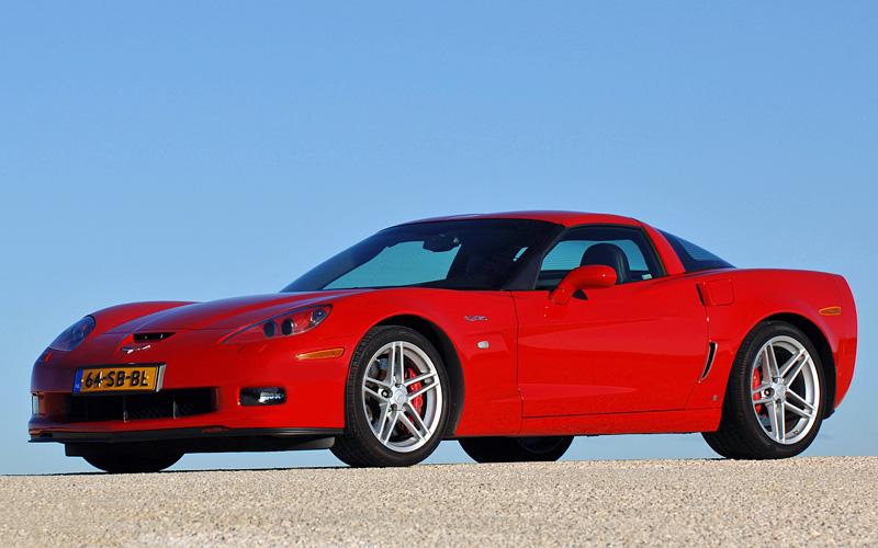 2006 Chevrolet Corvette Z06 (C6) - specifications, photo ...