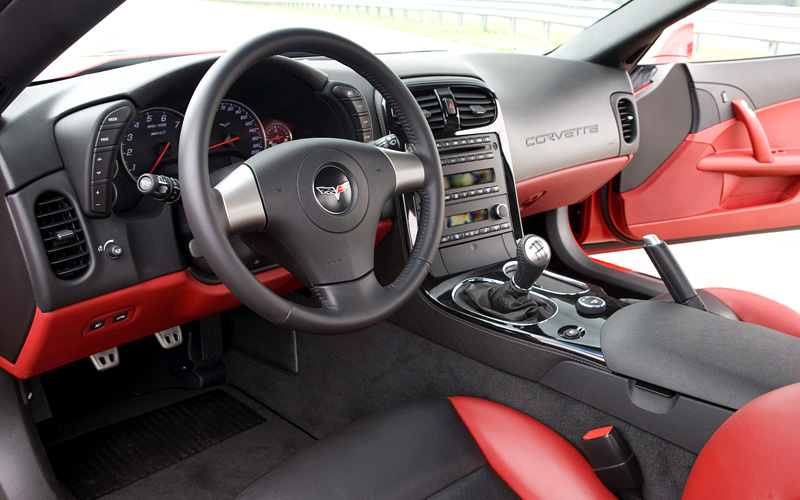 2007 Chevrolet Corvette ZR1