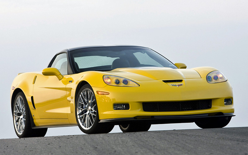 Corvette C7 Zr1 >> 2008 Chevrolet Corvette ZR1 (C6) - specifications, photo ...