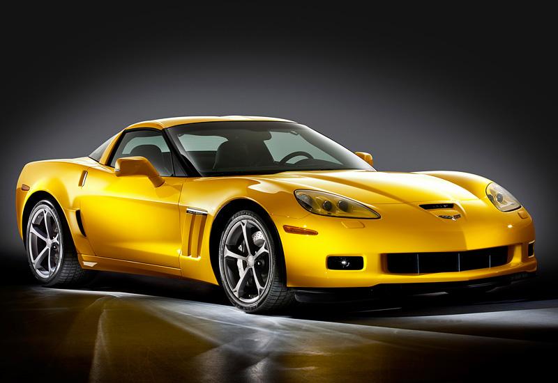 C6 Grand Sport >> 2010 Chevrolet Corvette Grand Sport (C6) - specifications ...