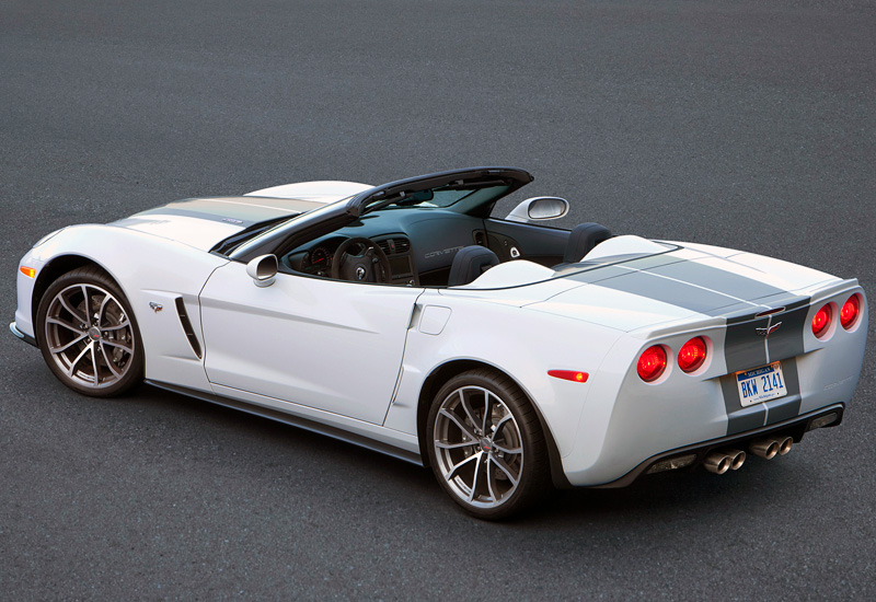 2013 chevrolet corvette 427 convertible c6 specifications photo price information rating. Black Bedroom Furniture Sets. Home Design Ideas