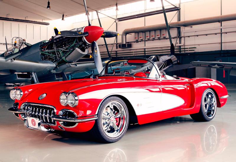 2012 Chevrolet Corvette C1 Pogea Racing Specifications Photo