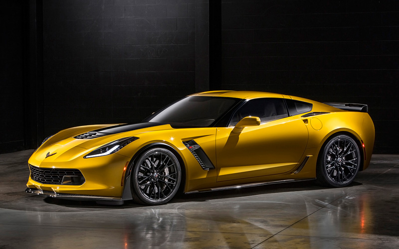 2014 Chevrolet Corvette Stingray Z06 (C7)