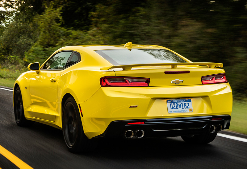 2016 Chevrolet Camaro Ss Specifications Photo Price