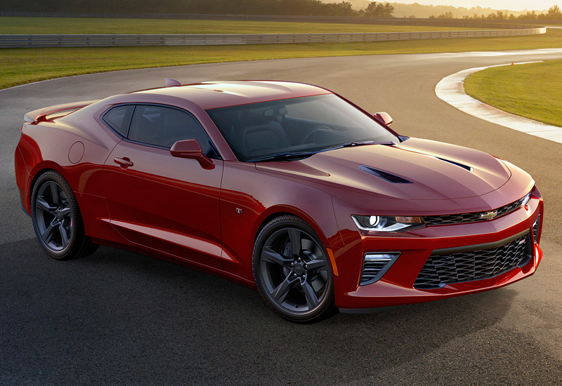 Excellent 2016 Chevrolet Camaro SS  Specifications Photo Price