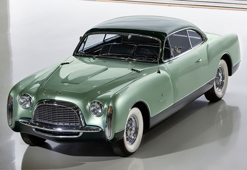 1953 Chrysler Special Coupe GS-1 by Ghia - specifications ...