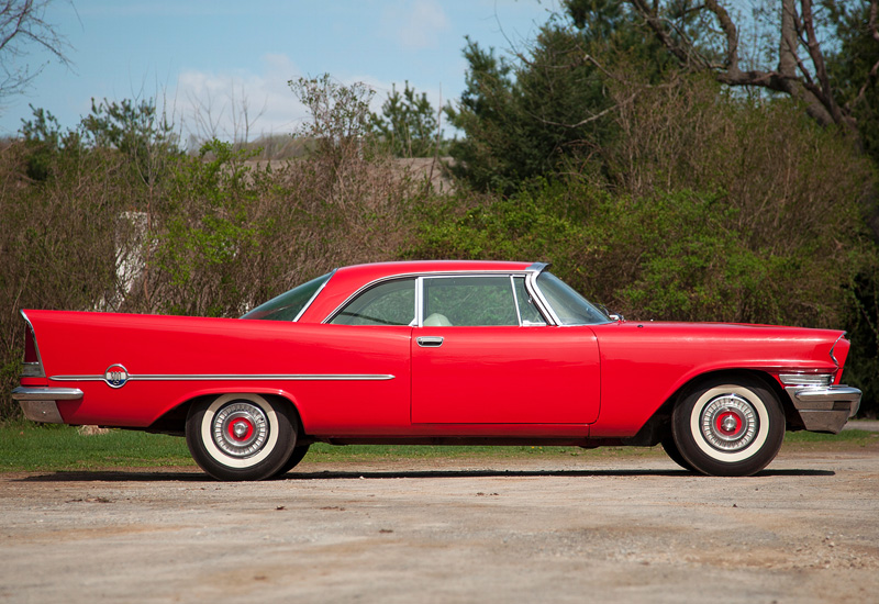 1957 Chrysler 300c Hardtop Coupe Specifications Photo