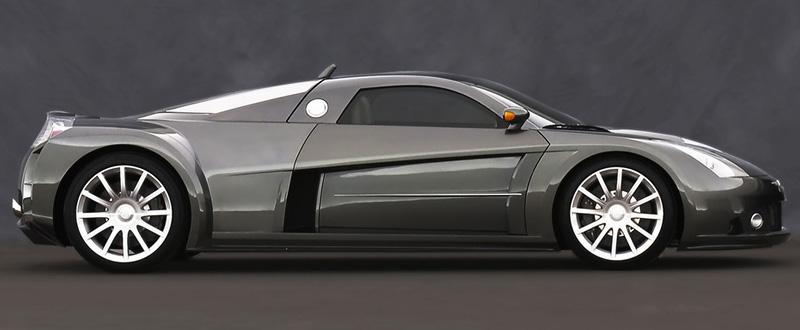 2004 Chrysler Me Four Twelve Concept Specifications Photo Price