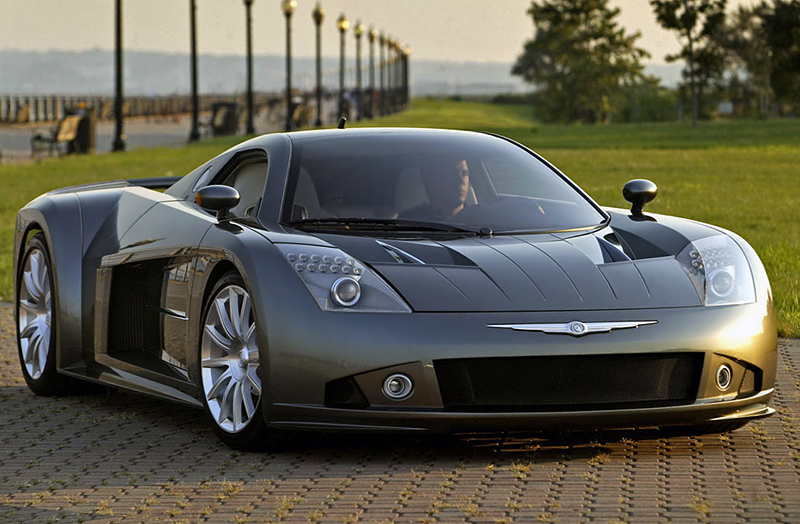2004 Chrysler Me Four Twelve Concept Specifications