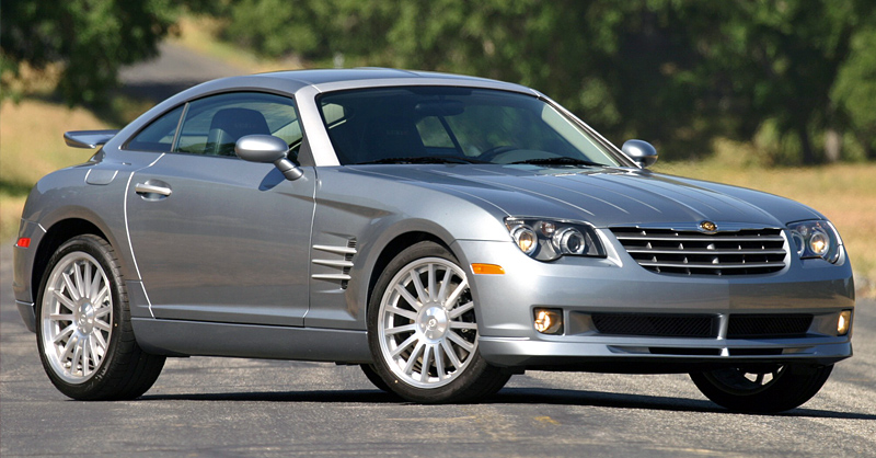 chrysler crossfire srt6. 2005 chrysler crossfire srt6 srt6