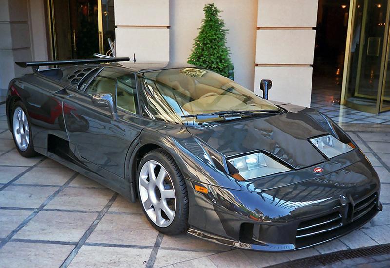 1998 Bugatti Dauer Eb 110 S Specifications Photo Price