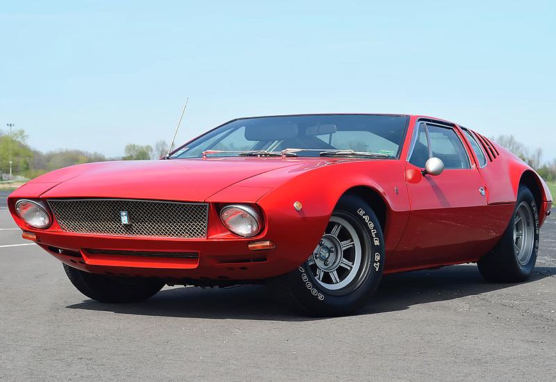 Pantera Car For Sale >> 1967 De Tomaso Mangusta - specifications, photo, price ...