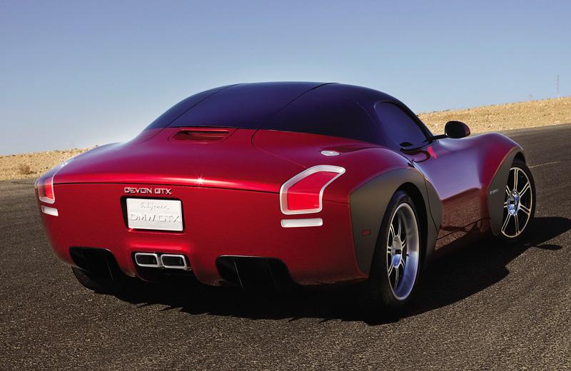 200 Kph To Mph >> 2009 Devon GTX - specifications, photo, price, information ...