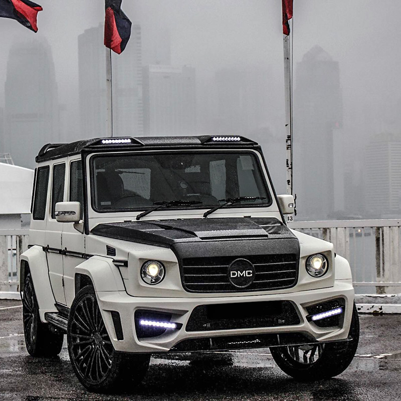 2016 mercedes amg g63 dmc zeus specifications photo. Black Bedroom Furniture Sets. Home Design Ideas