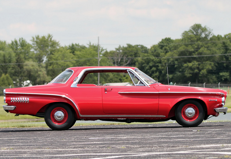 2017 Dodge Dart >> 1962 Dodge Dart 440 Ramcharger 413 - specifications, photo ...