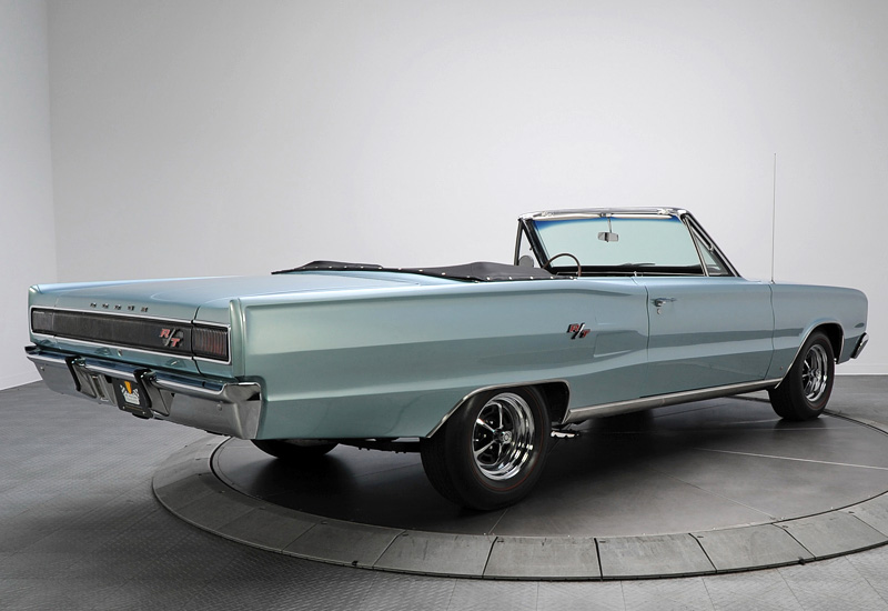 1967 Dodge Coronet R T 426 Convertible Specifications
