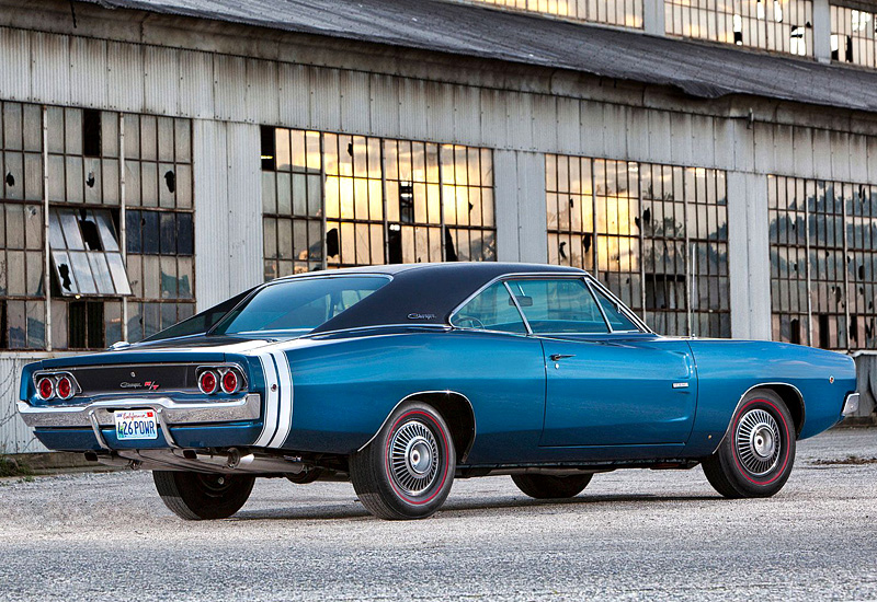 1968 Dodge Charger R T 426 Hemi Specifications Photo