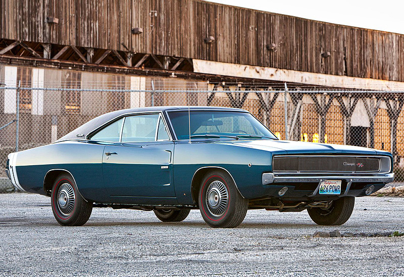 1968 dodge charger r t 426 hemi specifications photo price information rating. Black Bedroom Furniture Sets. Home Design Ideas