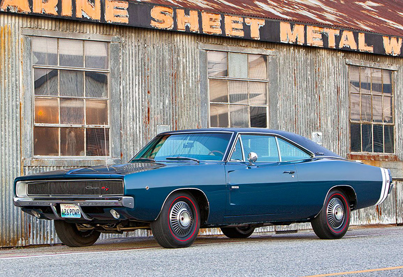 1968 Dodge Charger R/T 426 Hemi - specifications, photo, price, information, rating