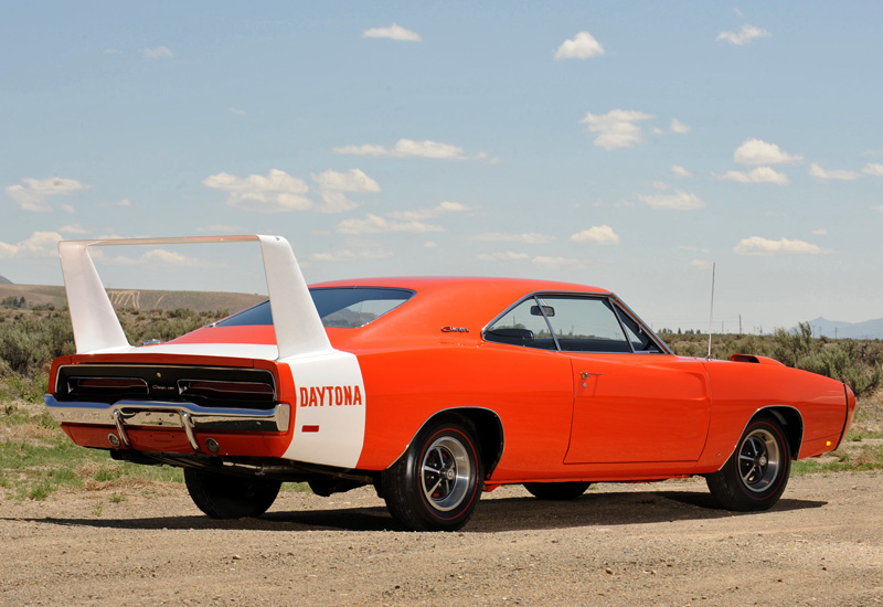 1969 Dodge Charger Daytona - specifications, photo, price ...
