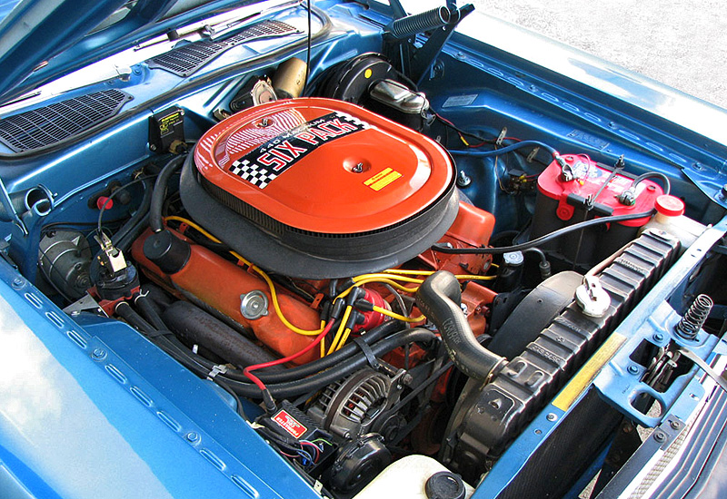 1970 Dodge Challenger R T 440 Six Pack Specifications