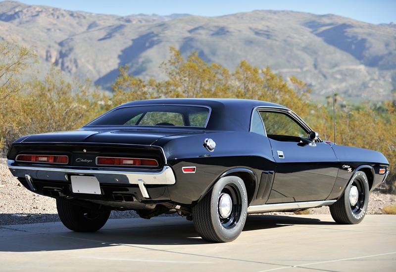 1971 Dodge Challenger R/T 426 Hemi - specifications, photo ...